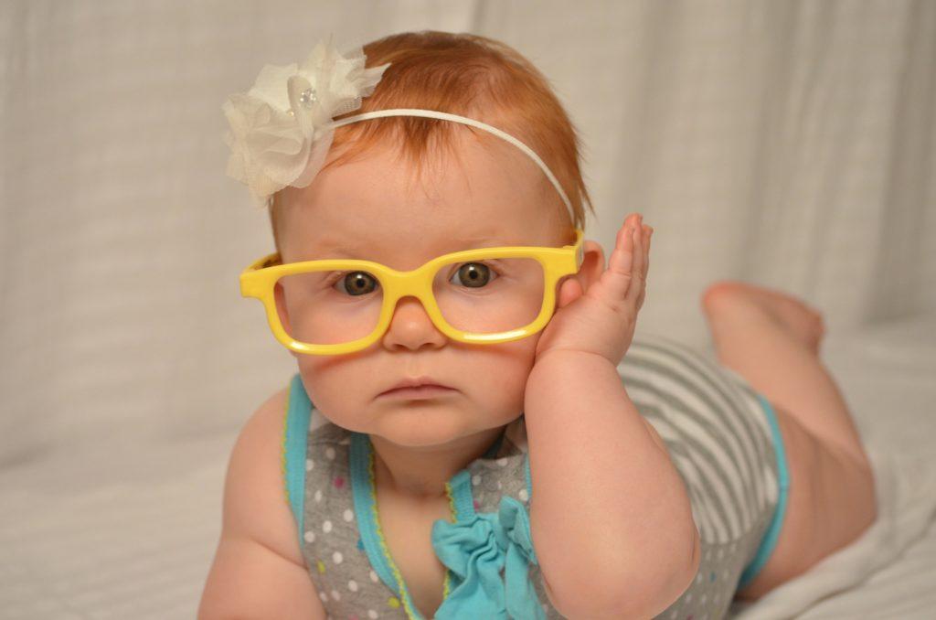 Lunette enfant pour bébé